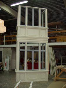 Restauratie werkzaamheden Nooyen Deurne