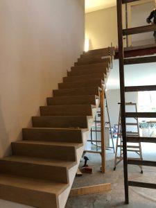Timmerwerken - trappen